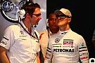 Schumacher didn't return 'to drive in circles'