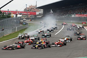 Formula 1 Rumor 2013 German GP location decision due