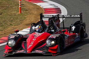 WEC Preview JRM Racing aims for Shanghai surprise at season finale