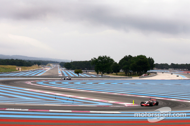 France to replace New York '90pc' sure - Paul Ricard
