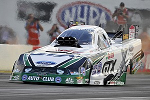 NHRA Qualifying report Neff goes into Las Vegas race day no. 2 with championship on line