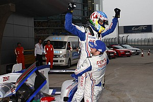 WEC Race report Commanding win for Toyota Racing in China