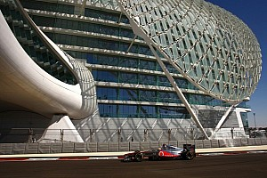 Formula 1 Preview Mclaren's records in Abu Dhabi are very favorable