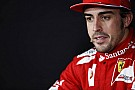 Alonso says Ferrari row reports 'creative'