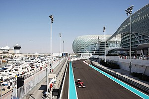 Formula 1 Practice report 600 kilometres of practice for Ferrari in Abu Dhabi