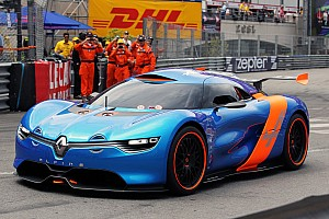 Formula 1 Breaking news Caterham and Renault to produce Alpine sports cars