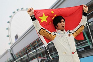Formula 1 Breaking news Ma Qinghua to race for HRT in 2013 - reports