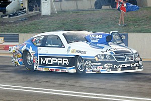 NHRA Preview Johnson on the cusp of first Pro Stock Championship