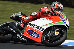 MotoGP Preview Ducati Team prepares for season finale in Valencia