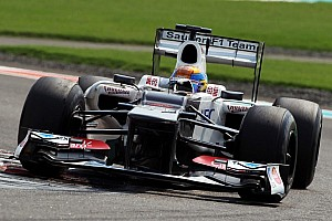Formula 1 Breaking news Slim 'quite sure' Gutierrez to race Sauber in 2013