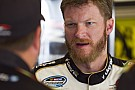 Earnhardt Jr. discusses his NNS team's performance