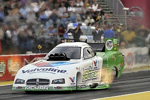 NHRA Breaking news Jack Beckman wins first Funny Car championship at Pomona finale