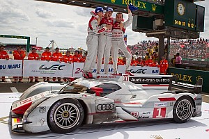Le Mans Breaking news Audi heads the automatic selected teams for the 2013 24 Hours of Le Mans