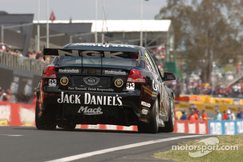 Tough day for Jack Daniel's Racing on Sunday at Winton