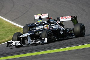 Formula 1 Preview Williams will be looking to repeat double points finish in Interlagos