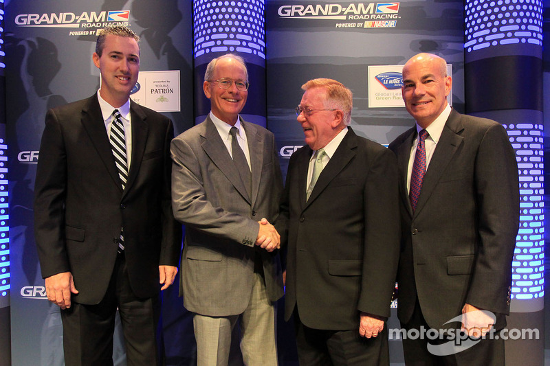 SME Branding selected to develop identity for GRAND-AM, ALMS merger