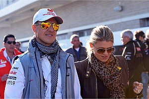 Formula 1 Breaking news Haug doubts Schu wants F1 role in 2013