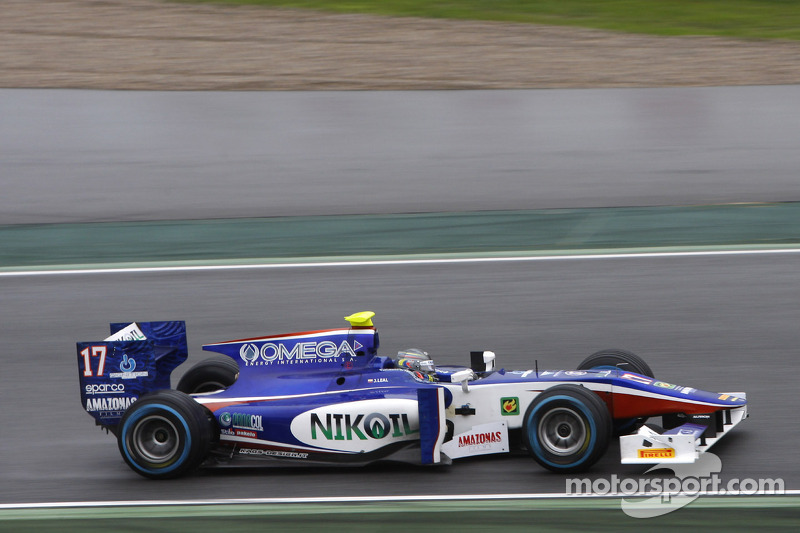 Trident Racing brings three drivers to Jerez two-day test