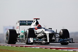 Formula 1 Practice report Pretty good Friday practice for Mercedes at Interlagos