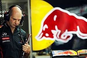 Formula 1 Breaking news Newey denies working only part-time for Red Bull