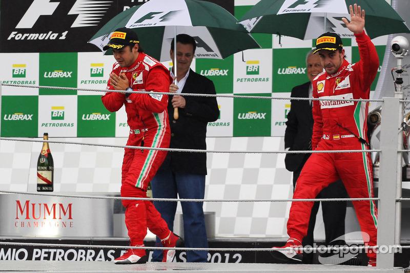 Ferrari almost did it in Interlagos
