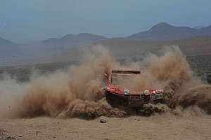 Dakar Preview A sense of adventure…