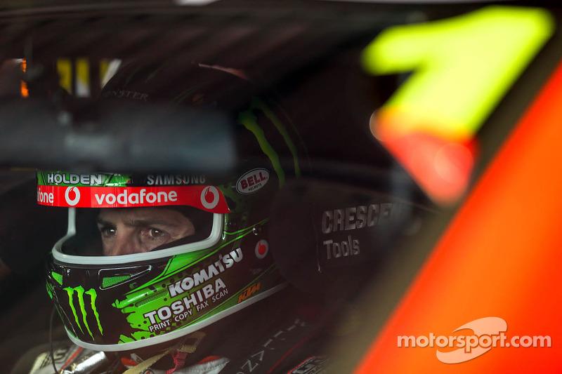 TeamVodafone battles heat in Sydney practice