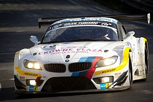 ALMS Breaking news BMW announces new GTE version of the BMW Z4 GT3 in 2013