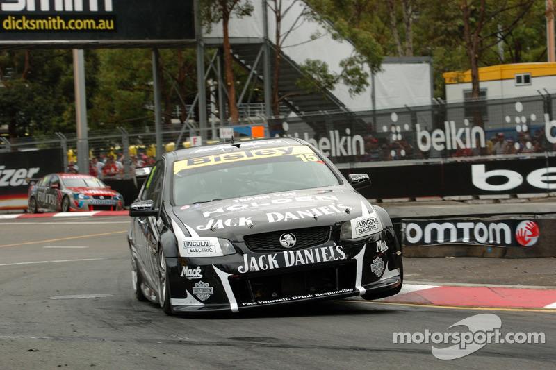 Solid 2012 finale for Jack Daniel's Racing in Sydney