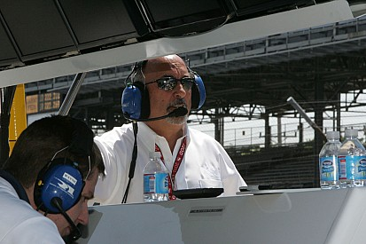 Veteran engineer Eddie Jones joins Rahal Letterman Lanigan Racing