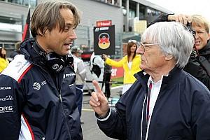 Formula 1 Rumor See you in court, Bernie?