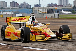 IndyCar Breaking news DHL signs multi-year primary agreement with Andretti Autosport