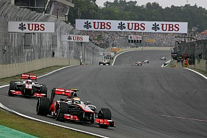 Formula 1 Analysis McLaren had fastest car of 2012