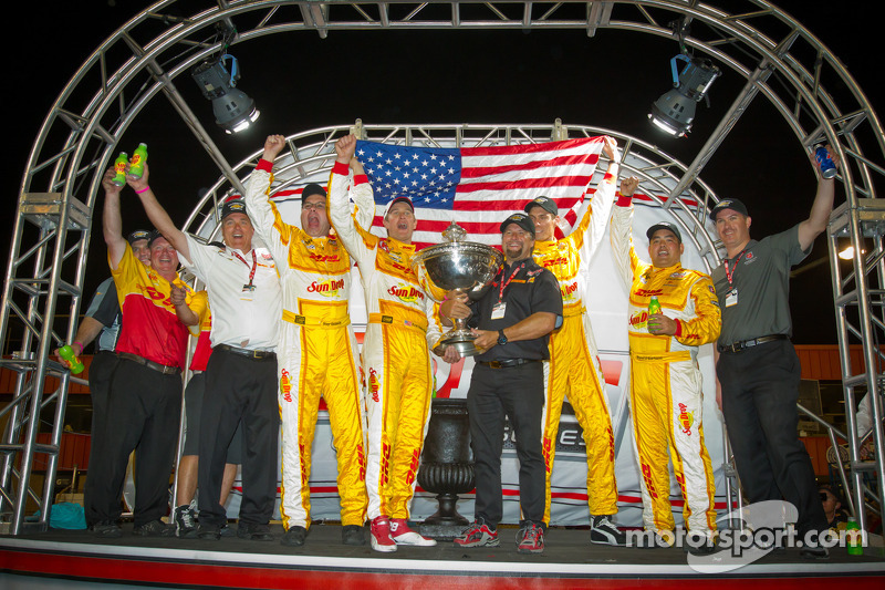 Hunter-Reay looks forward to his first ROC challenge