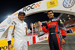 General Race report Team India triumph in the inaugural ROC Asia