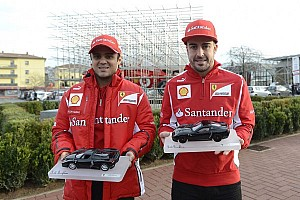 Formula 1 Special feature A double unveiling in Maranello