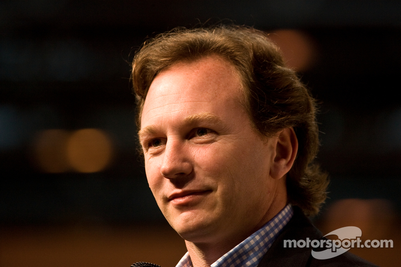 """Christian Horner: """"I would have ousted Massa"""""""