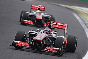 Formula 1 Breaking news McLaren: Changes ahead for 2013