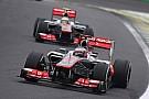 McLaren: Changes ahead for 2013
