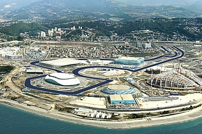 Formula Sochi takes active part for the new Russian circuit