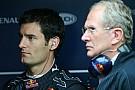 Marko not expecting Webber to beat Vettel in 2013