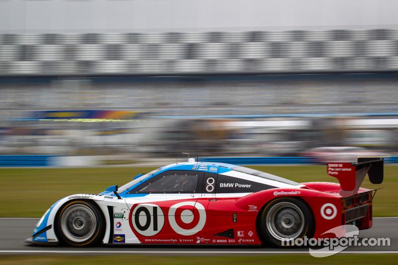 Chip Ganassi Racing Daytona completes 24H testing