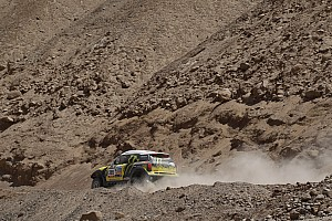 Dakar Stage report One-two for the Monster Energy X-raid Team on stage 5