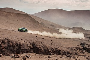 Dakar Stage report Chile/Argentina: Stage 7 – Calama to Salta and the crossing of the Andes - video