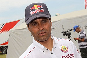 Dakar Breaking news Qatar Red Bull team survived to enjoy rest day