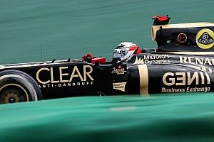 Formula 1 Breaking news Lotus offered Raikkonen faster car - Parr