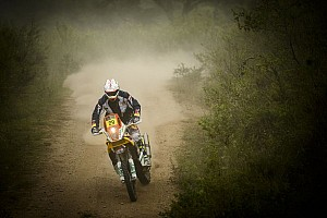 Dakar Stage report Americans triumph in mudded, flooded stage 11