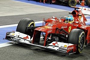 Formula 1 Breaking news Ferrari to evolve 'pull-rod' layout for 2013