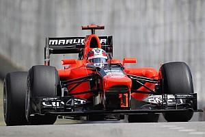 Formula 1 Rumor Is Glock leaving Marussia?