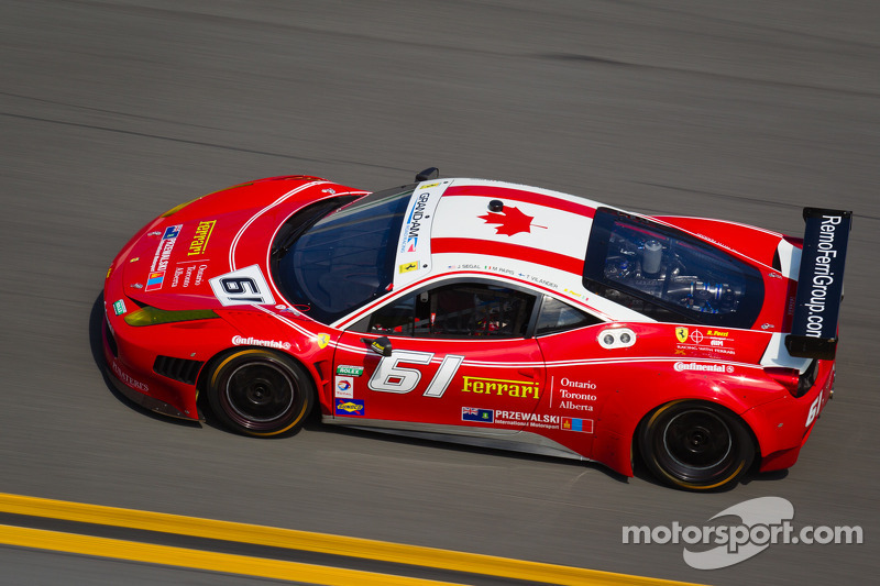 AIM Autosport teams FXDD and R.Ferri debut expanded two-car team for Daytona 24H